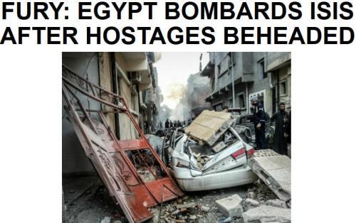 !!!!!Egypt!bombardsISIS1
