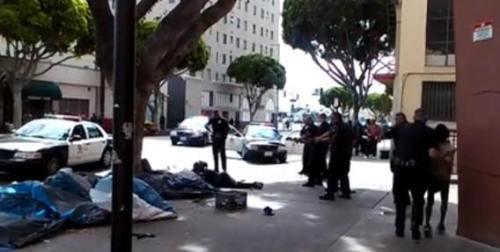 !!!!!LAPDShootingHomelessMan1