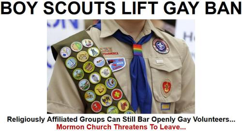 !!!!!BN2015-7-28BOY SCOUTS LIFT GAY BAN1