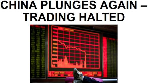 !!!!!BN2016-1-6CHINA PLUNGES AGAIN – TRADING HALTED1