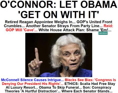 !!!!!BN2016-2-18O'CONNOR- LET OBAMA 'GET ON WITH IT'1