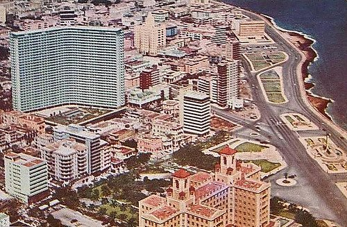 photo of Havana from the air during the day